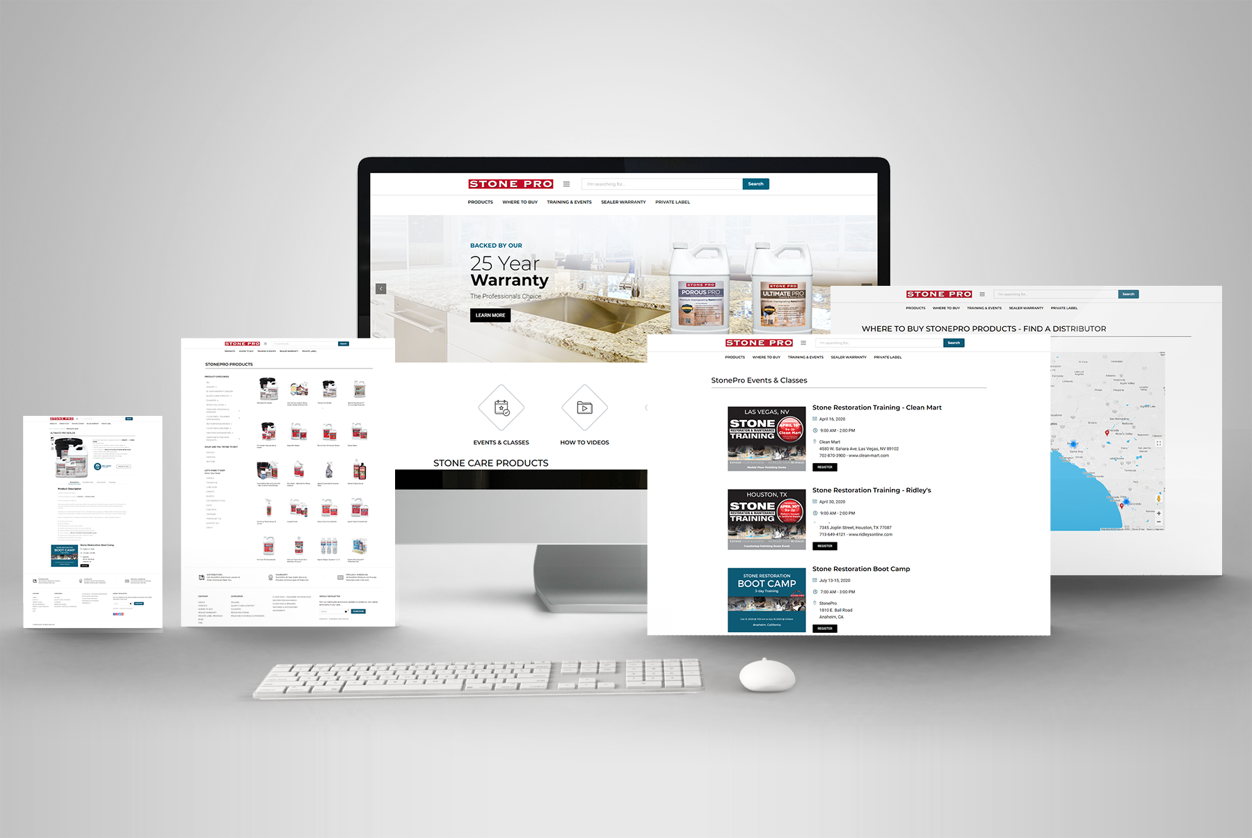 Responsive Website Design eCommerce